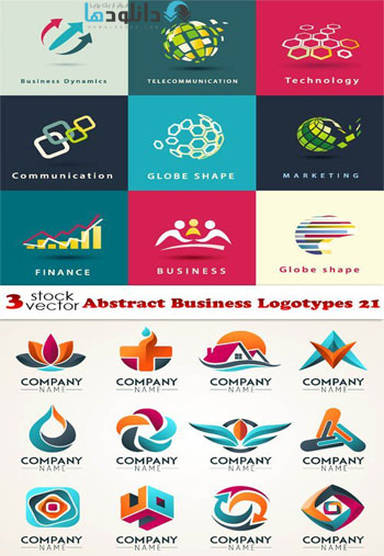 Abstract-Business-Logotypes-21