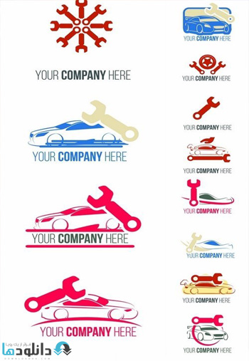 Car-repair-logo-icon-Vector