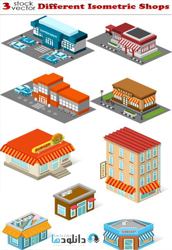 Different-Isometric-Shops