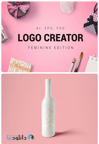 Feminine-Logo-Creator-Icon
