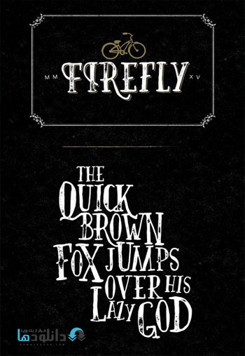 Firefly-Hand-Drawn-Font
