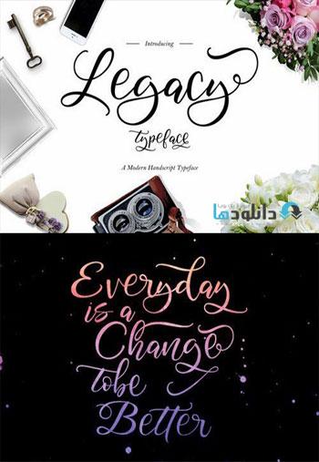 Legacy-Typeface