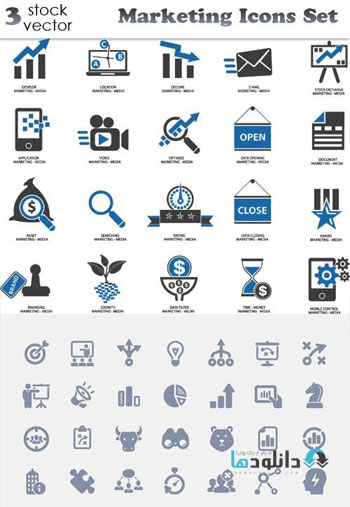 Marketing-Icons-Set