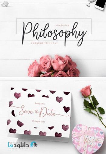 Philosophy-Typeface