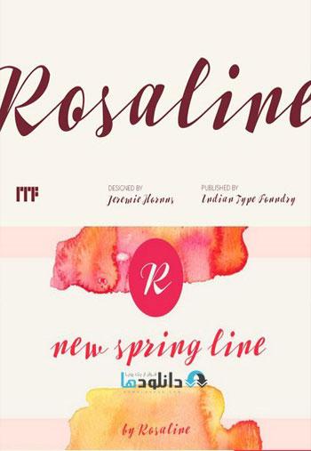 Rosaline-Font