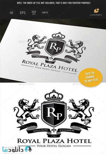 Royal-Hotel-Logo-Icon