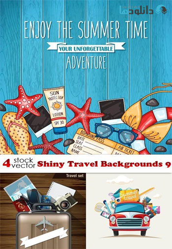 Shiny-Travel-Backgrounds-9-Vector