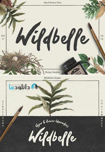Wildbelle-Font