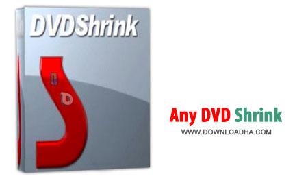 Any DVD Shrink 1.4.1 مدیریت کامل DVD با نرم افزار Any DVD Shrink 1.4.1