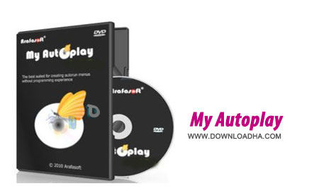 My Autoplay Professional 10.4  ساخت آسان اتوران My Autoplay Professional 10.4