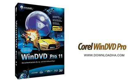 پخش دی وی دی و ویدئو با Corel WinDVD Pro 11.6.1.13