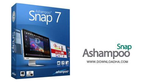 عکس برداری از صفحه با Ashampoo Snap 7.0.6