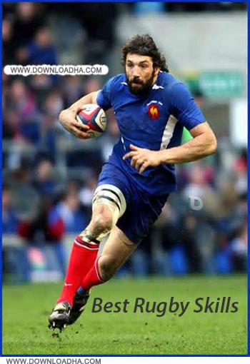 Best Rugby Skills دانلود کلیپ ورزشی بهترین حرکات راگبی Best Rugby Skills