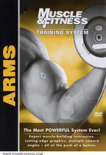 Muscle %26 Fitness Training System   Arms دانلود فیلم آموزش بدنسازی Muscle & Fitness Training System   Arms
