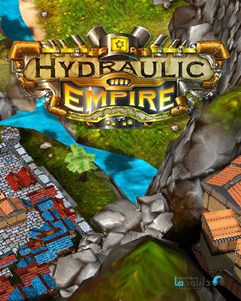 Hydraulic Empire pc cover دانلود بازی Hydraulic Empire برای PC