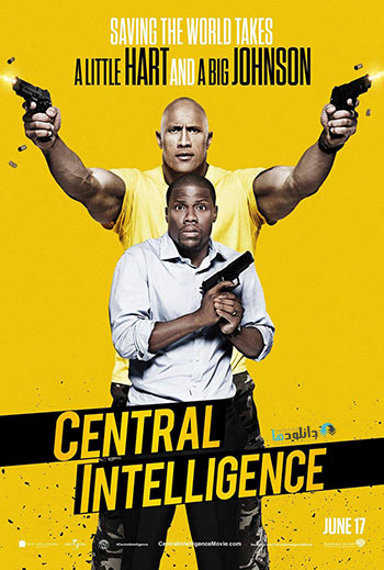 Central Intelligence 2016 cover small دانلود فیلم هوش مرکزی Central Intelligence 2016