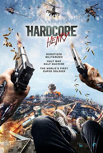 دانلود فیلم هنری جان سخت Hardcore Henry 2015