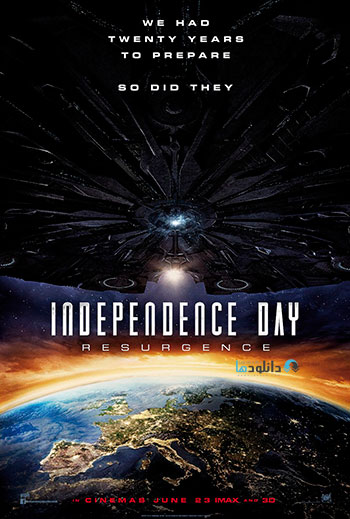 دانلود فیلم Independence Day Resurgence 2016