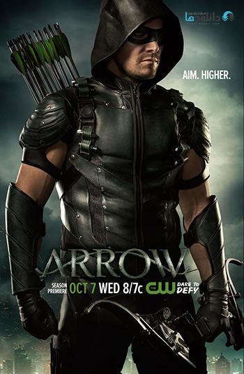 Arrow season 4 cover small دانلود فصل چهارم سریال پیکان – Arrow Season 4 2015